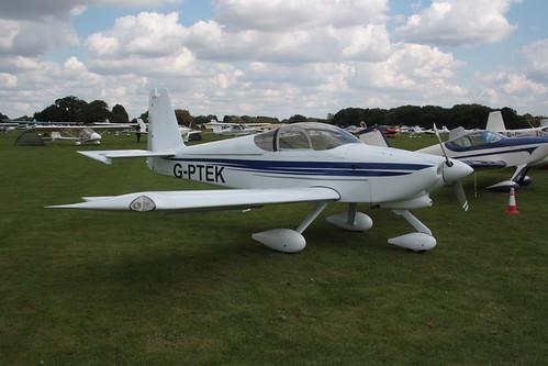 G-PTEK Van's RV-9A [PFA 320-13934] Sywell 010917