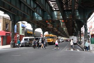 New York utcái talpalatnyitörténetek