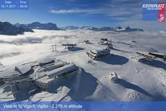 Aktuálně: vydatná sněhová nadílka uspíší start sezóny