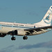 YR-BGG TAROM 737-78J in Happy 60 years Livery by tjerkson