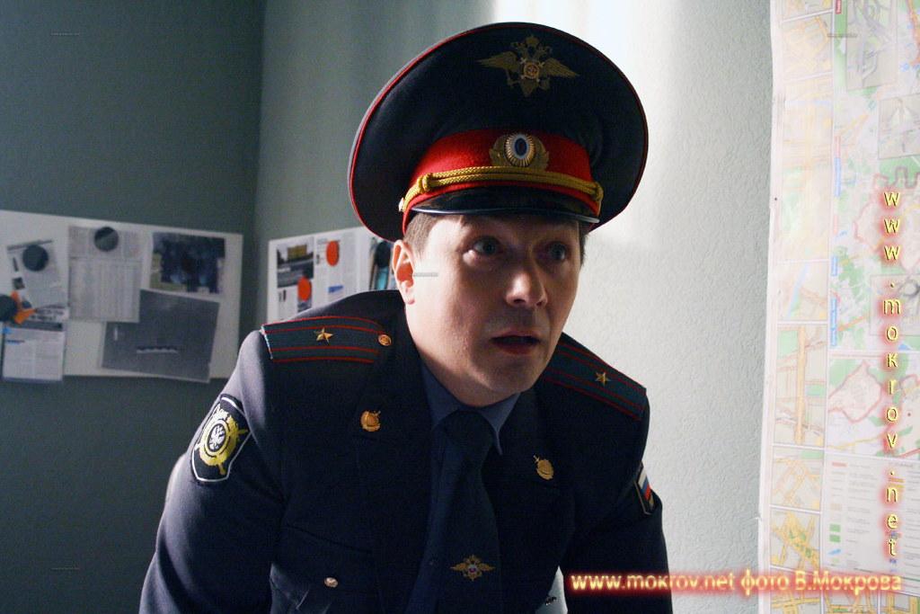 Климов – Антон Афанасьев.