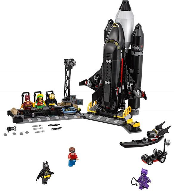 Bat Space Shuttle