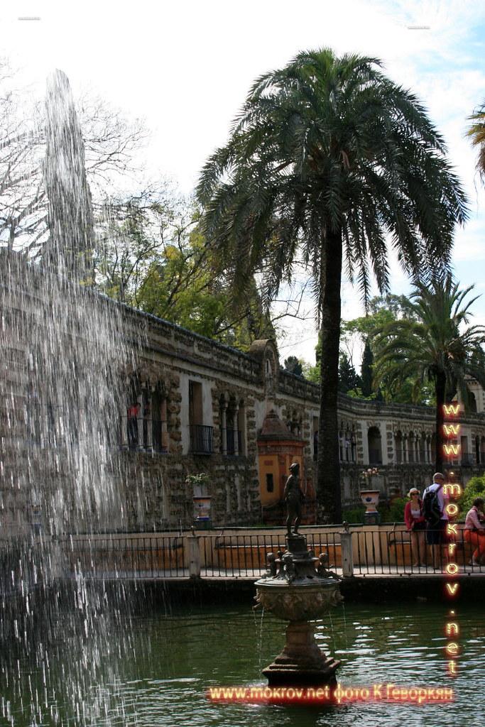 Севилья — Испания фотографии