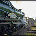 No 6990 Witherslack Hall 18th Nov 2017 Great Central Railway Last Hurrah Gala