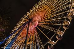 Lyon Illuminations et marché de Noël Décembre 2014
