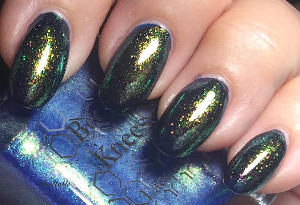 Paillette: a little nail polish journal: Topper Show Stopper