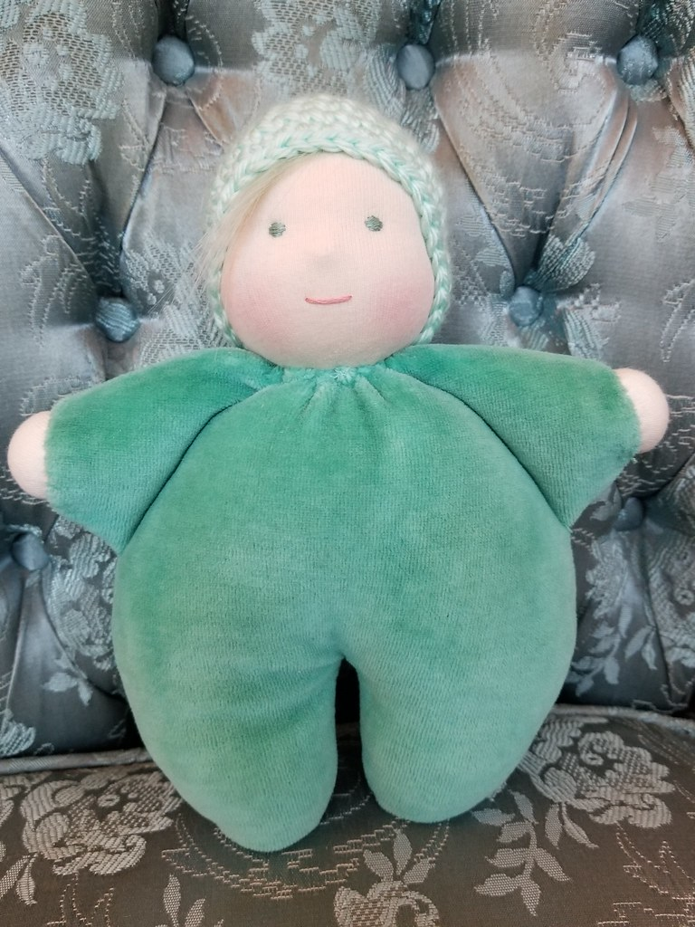 Snuggle Baby #13 - Mint