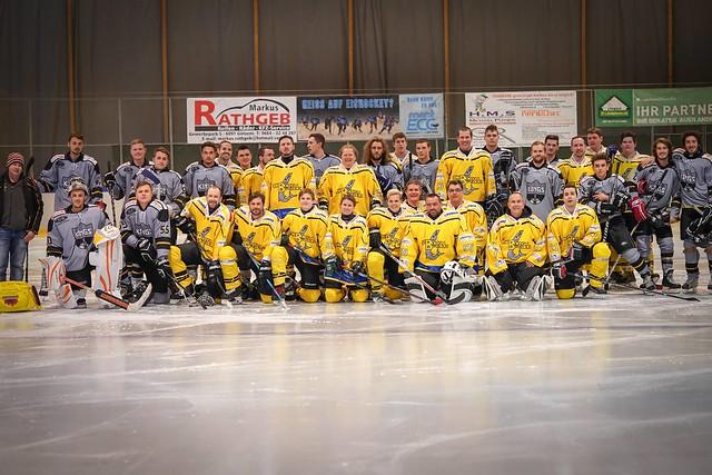 18.11.2017 - Tyrolean Ice Kings vs. EHC Barracuda