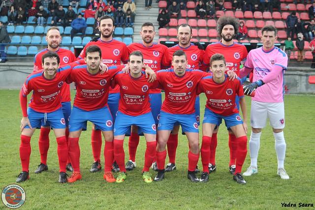 COPA DIPUTACIÓN - UD.OURENSE VS RIBEIRO FC.