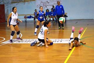 Noicattaro. Noha Volley vs Gioia front