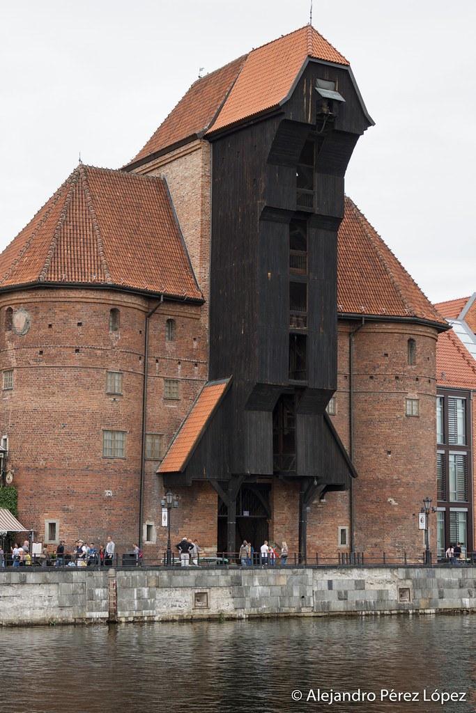 Gran grúa de Gdansk
