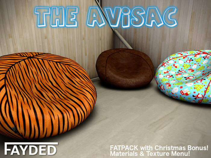FAYDED – The AviSac FATPACK