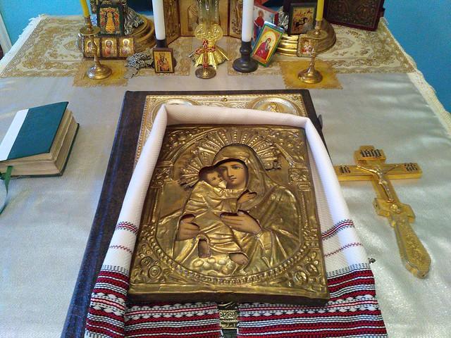 Божественна літургія 3 грудня 2017 року