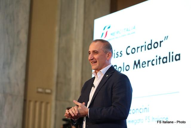 """Presentazione """"Swiss Corridor del Polo Mercitalia"""""""