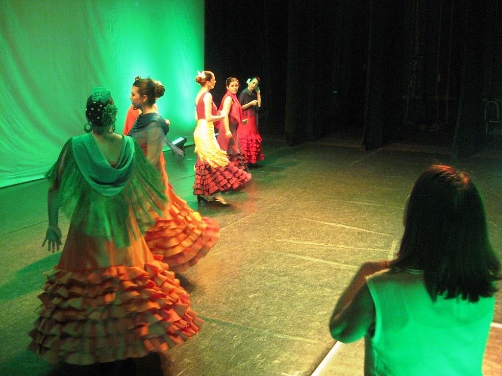Viaje a Antofagasta Rama de Danza Española 2017