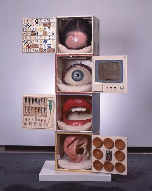Tetsumi Kudo, Your Portrait, 1963