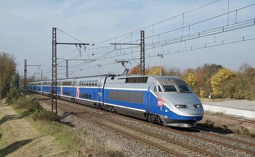 TGV RD 608
