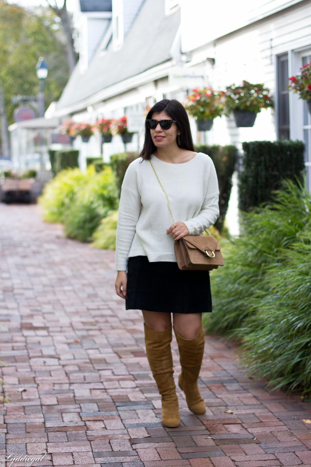 white sweater, black mini skirt, over the knee boots-11.jpg