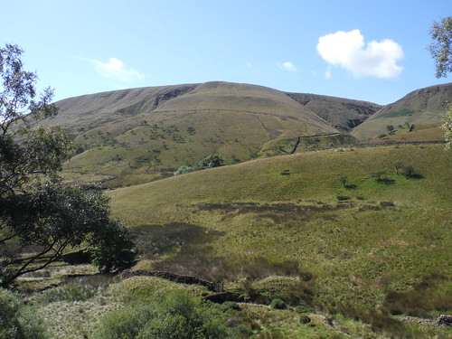 Grain Clough and Horsehill Tor
