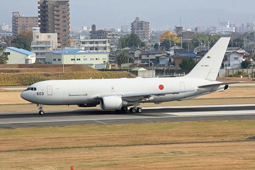 第1輸送航空隊第404飛行隊 KC-767 97-3603 IMG_7065_2