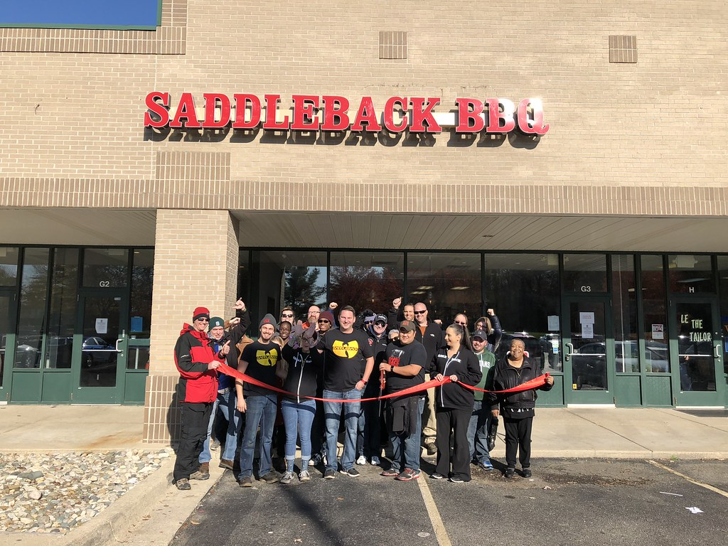 Saddleback BBQ Okemos Location Officially Open