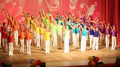 Районный фестиваль национальных культур «Венок дружбы», в рамках празднования 80 – летия образования Краснодарского края