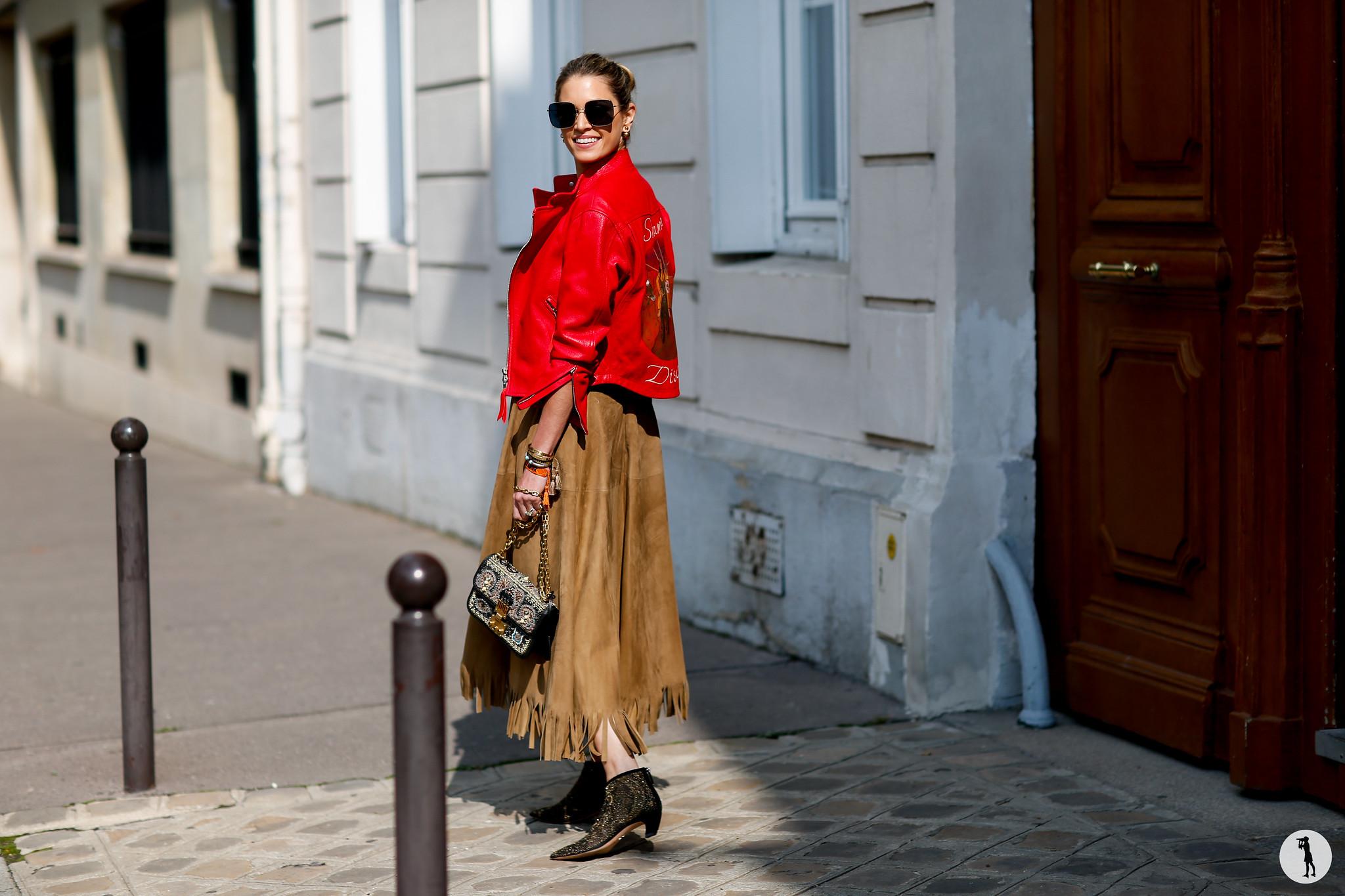 Helena Bordon - Paris Fashion Week SS18 (2)