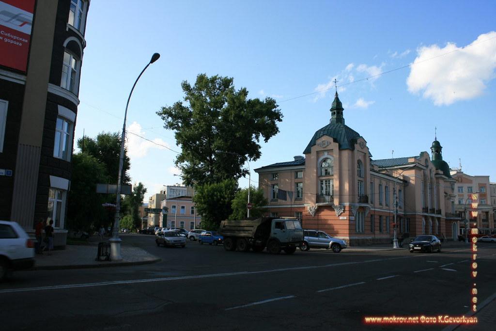 Город Иркутск В этом альбоме фотоработы