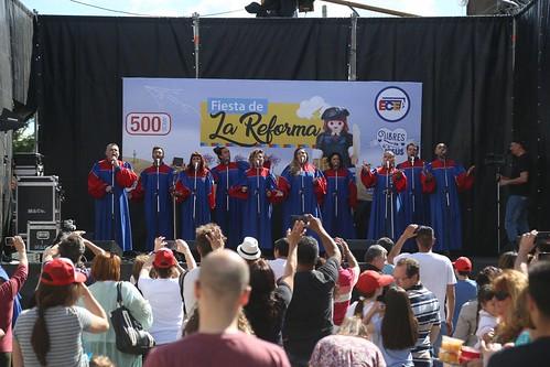 Fiesta de la Reforma 2017