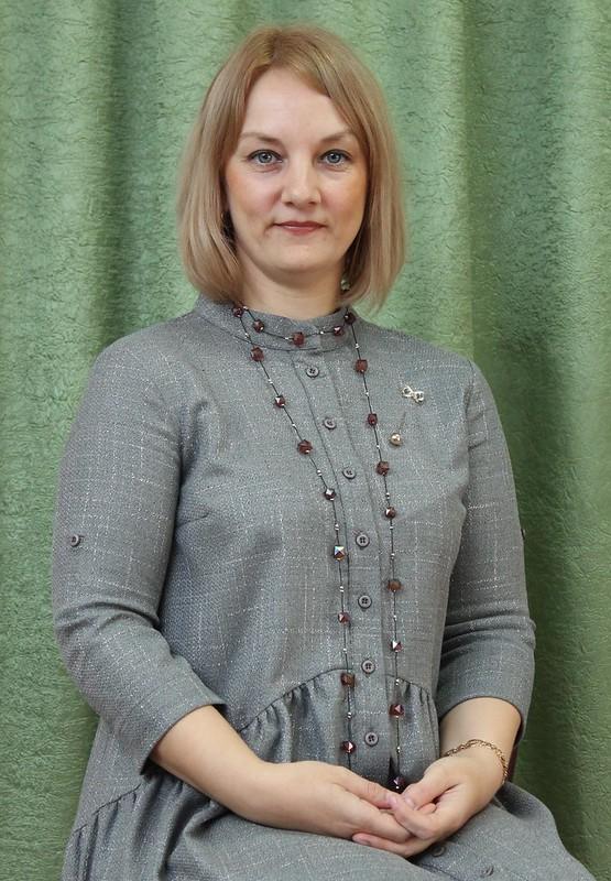 Наталья Леонидовна Чумичкина