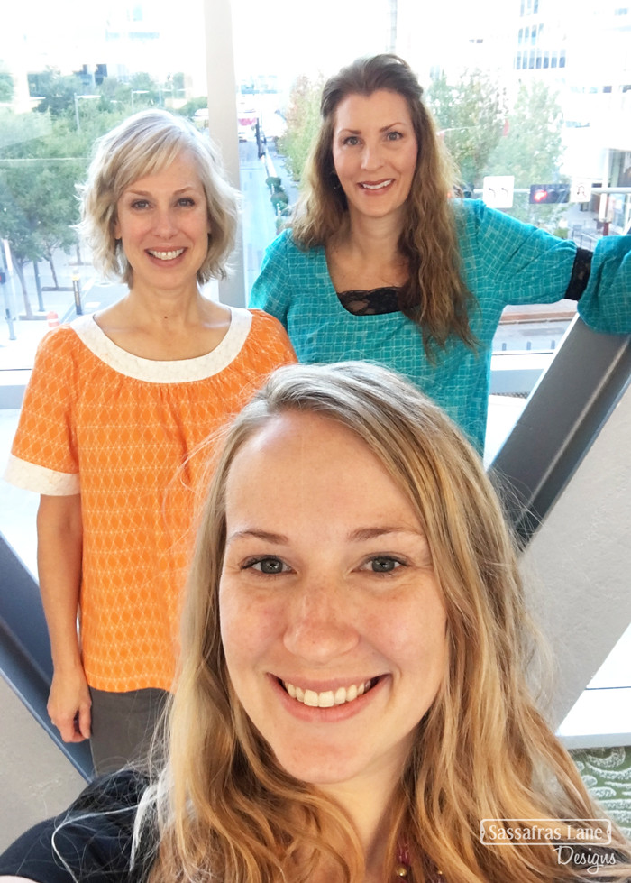 Quilt Market 2017 - We Made Clothes!