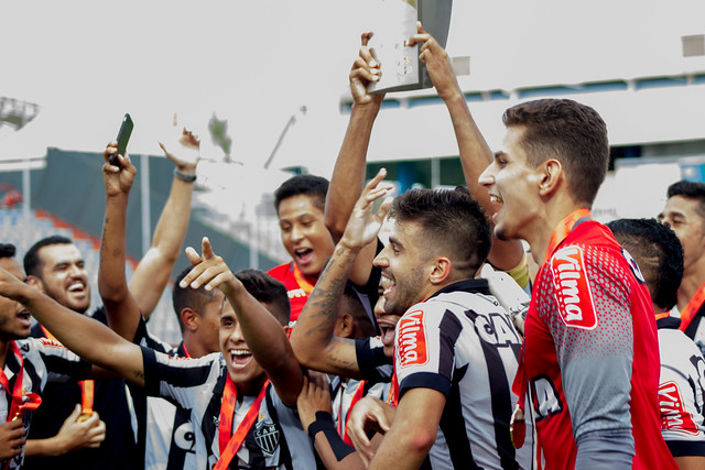 Atlético x Araxá 11.11.2017 Final Campeonaito Mineiro Sub 20 - 2017