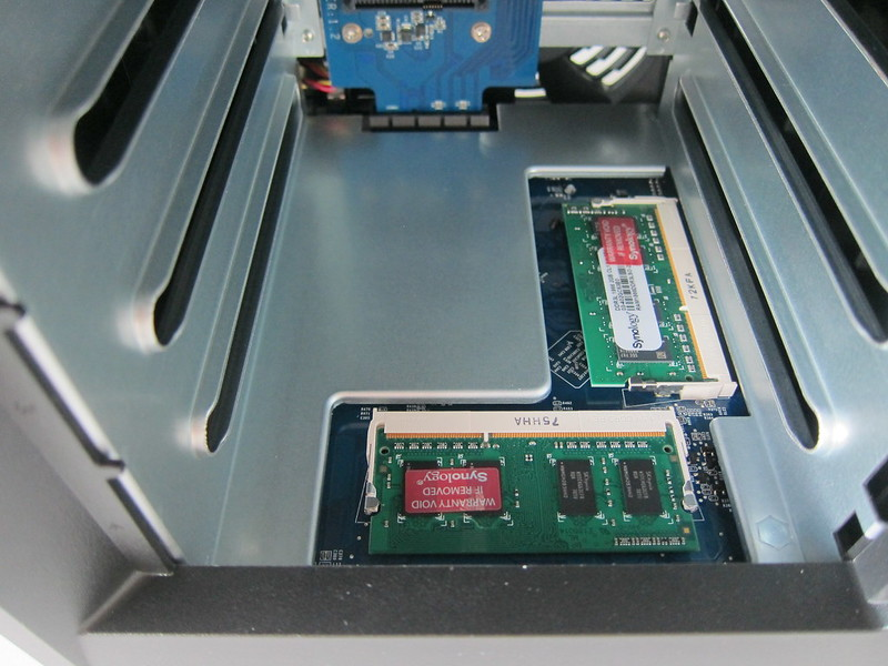 DS418play - RAM