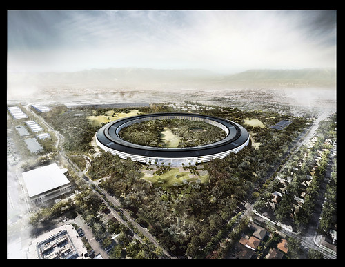 Apple Park (2010-2017)_Copyright Foster+Partners