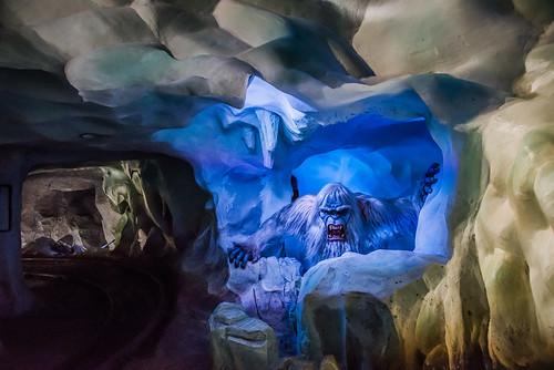 Matterhorn Bobsleds - Disneyland