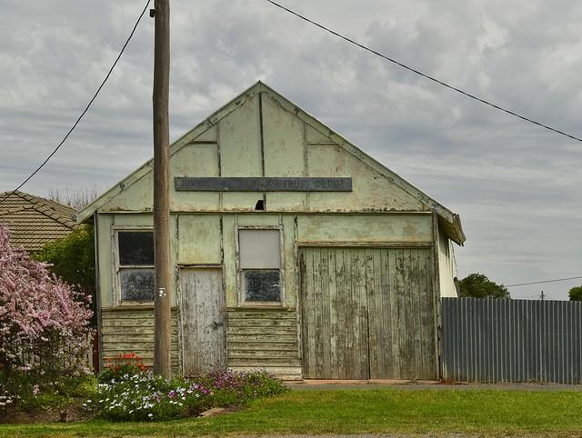 Boort Waterworks Trust Depot