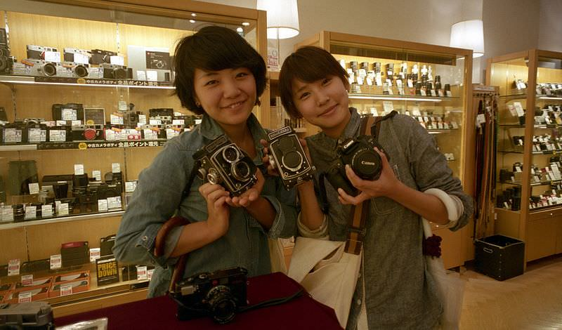 Map Camera : Quels appareils photo sont les meilleurs vendeurs pour octobre 2017 au Japon ?