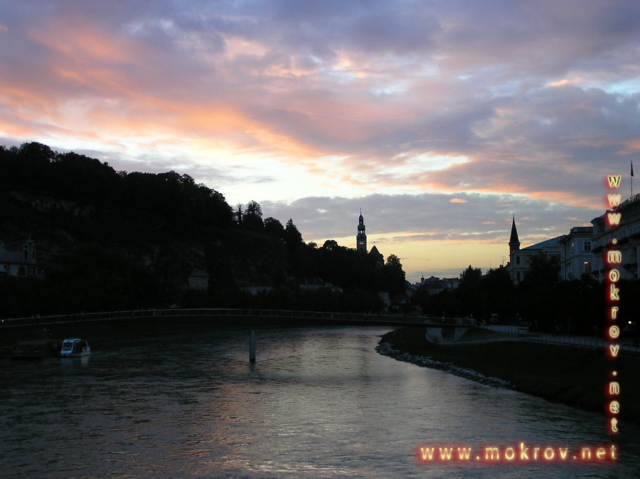 Исторический центр Вены, столица Австрии фото