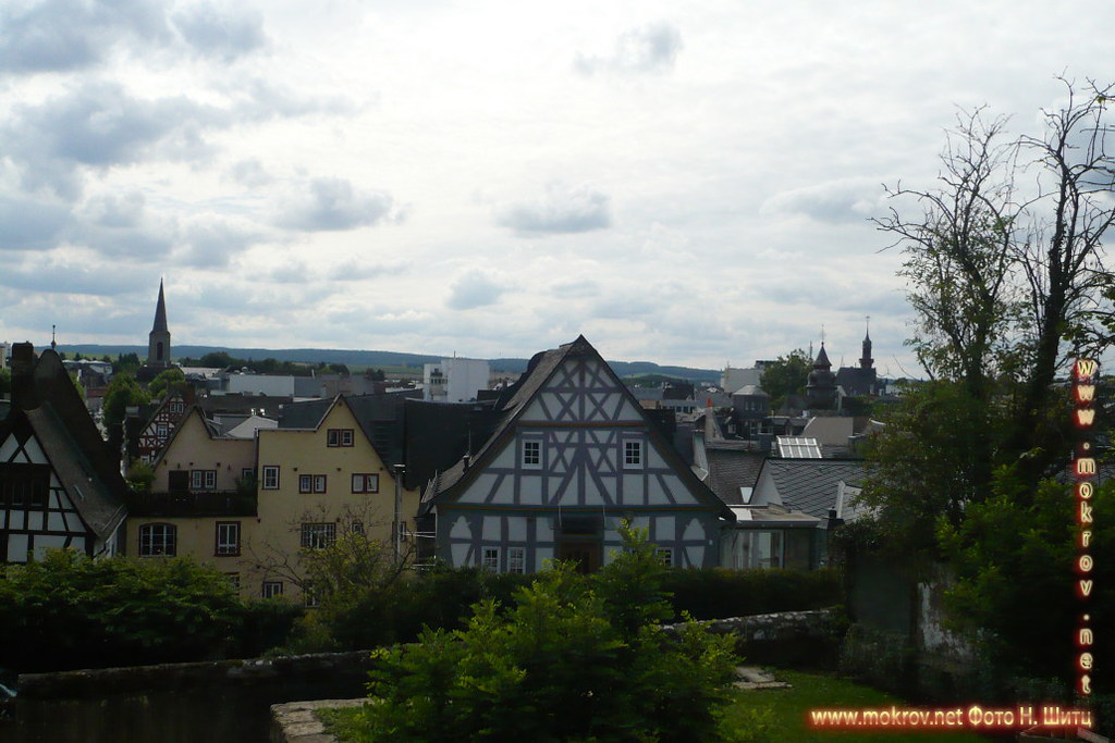 Лимбург на Лане и фотограф