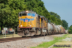 UP 4473 | EMD SD70M | NS Memphis District