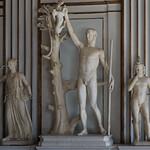 Statua di cacciatore (metà del III secolo dC.) - Musei Capitolini Roma - https://www.flickr.com/people/94185526@N04/