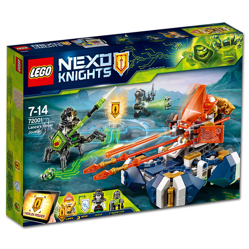 LEGO Nexo Knights 2018 wave seen on shelves in the US > Candidbricks