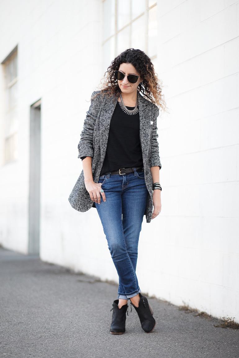 Blazer Coat