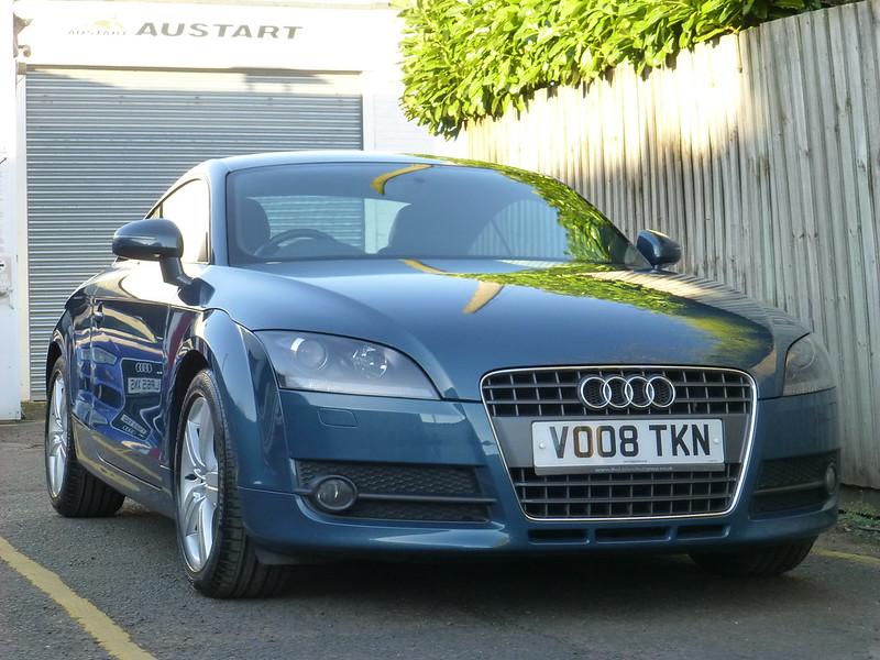 VO08TKN - 2008 TT 2.0 TFSI - £6990