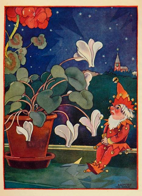 zonneschijn-kerstboek 1929 Ill Harmsen van Beek pg 2 a