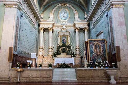 Templo Nuestra Señora Del Refugio