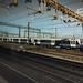 Gantries and Blue Train