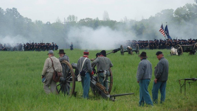 4/12 Battle of Shiloh 150th Anniversary