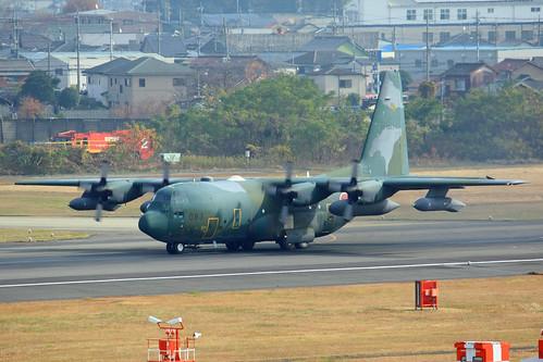 第1輸送航空隊第401飛行隊 C-130H 95-1083 IMG_7080_2