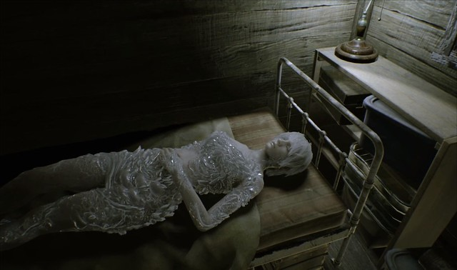 Resident Evil 7 Zoe - zo'ning oxiri